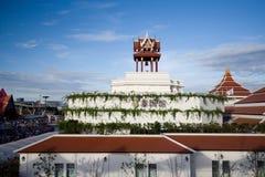 павильон 2010 экспо shanghai Таиланд стоковое изображение