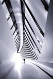 павильон footpath моста Стоковые Изображения RF