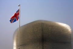 павильон shanghai Великобритания экспо Стоковое Фото