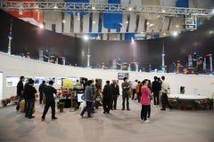 павильон shanghai Стоковое фото RF