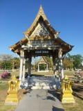 Павильоны на Wat Sothonwararam Стоковые Фотографии RF