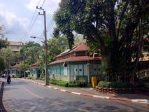 Павильон в университете SuanDusit Стоковые Фото