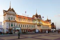 Павильон Таиланда на глобальной деревне в Дубай Стоковые Фотографии RF
