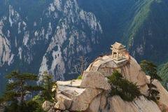 Павильон Mount Hua Стоковое Изображение