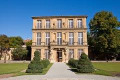 Павильон Vendome (около 1667). AIX-en-Провансаль, Франция Стоковое Изображение RF