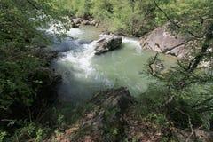 Паводок весны Стоковая Фотография RF