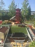 Пагода Киото стоковые изображения rf