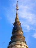 Пагода Будды в Таиланде, Азии 3 Стоковое фото RF