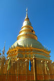 Пагода Будды в Таиланде, Азии 23 Стоковая Фотография