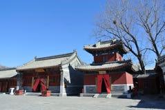 Пагода виска небесной безмятежности Стоковые Изображения RF