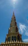 Пагода виска Стоковое Фото