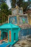 Пагода, виски ashurbanipal Вьетнам Phan Thiet Лето Стоковое Изображение RF