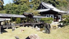 Пагода в виске Kodai-ji - Киото Стоковая Фотография RF