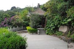 Пагода в парке Стоковое Изображение RF