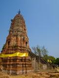 Пагода в Таиланде Стоковая Фотография
