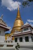 пагода в тайском Стоковое Изображение