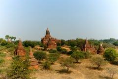 Пагода в Bagan Стоковые Изображения RF