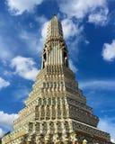 Пагода в Temple of Dawn Стоковое Изображение RF