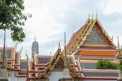 Пагода в Wat Pho Стоковые Изображения