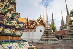 Пагода в Wat Pho Стоковые Изображения RF