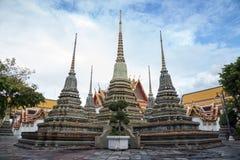 Пагода в Wat Pho Стоковая Фотография RF