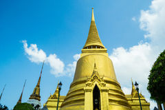 Пагода в Wat Phra Kaew Стоковые Фотографии RF