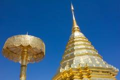 Пагода золота Стоковые Фото