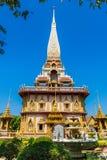 Пагода золота Стоковая Фотография RF