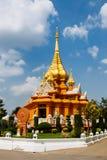 Пагода золота Стоковые Фотографии RF