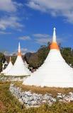Пагода 3 на провинции Sanghkla Buri стоковые фото