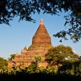 Пагода на Bagan в Мьянме Стоковые Фотографии RF