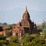 Пагода на Bagan в Мьянме Стоковые Изображения RF