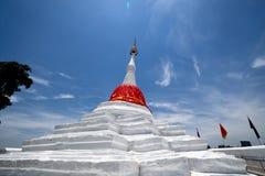 Пагода на koh-Kred, Nonthaburi, Таиланде Стоковые Фото