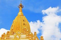 Пагода реликвии зуба Будды, Янгон, Мьянма Стоковое Фото
