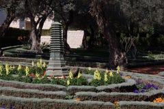 Пагода скульптуры бросания Стоковое фото RF