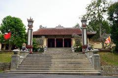 Пагода сына Linh Стоковое Фото