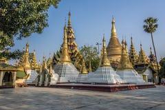 Пагода Янгон Shwedagon Стоковые Фотографии RF