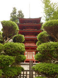 Пагода Стоковые Изображения