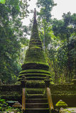 Пагода Alongkon Стоковое Изображение RF