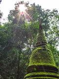 Пагода Alongkon Стоковое Фото