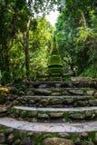 Пагода Alongkon стоковое фото rf
