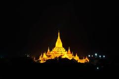 Пагода Bagan Стоковое Фото
