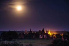 Пагода Bagan Стоковые Изображения RF
