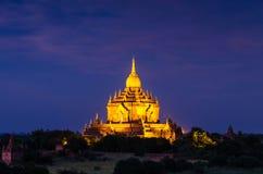 Пагода Bagan Стоковые Изображения