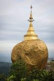 Пагода Kyaiktiyo стоковые изображения
