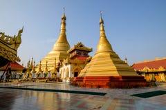 Пагода Lan Kyaik Tan стоковые фотографии rf