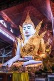 Пагода Ngahtatkyi в Мьянме Стоковые Фото