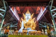 Пагода Ngahtatkyi в Мьянме Стоковое Изображение RF