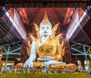 Пагода Ngahtatkyi в Мьянме Стоковая Фотография RF
