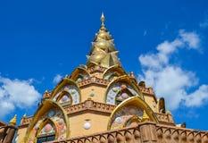Пагода Phathatphakhaw Стоковое Фото